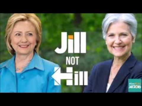 L'arroganza del clan: Jill Stein (1% dei voti) pensa di diventare presidente USA e chiede il riconteggio in Wisconsin