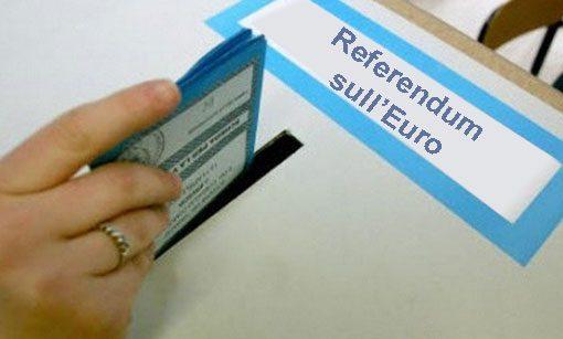 IL REFERENDUM SULL'€URO SI PUò FARE COMPATIBILMENTE CON LA COSTITUZIONE – Il precedente del referendum del 1989 su temi europeisti
