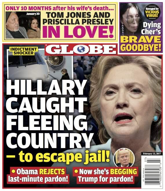 Hillary Clinton sta lasciando gli USA verso il Bahrain per sfuggire all'arresto (ed alla pena di morte per alto tradimento)?