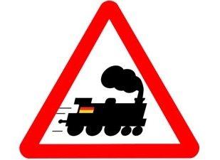 """La """"locomotiva"""" tedesca (sbugiardando le favolette di Mirabilandia) di Martin Rothweiler"""