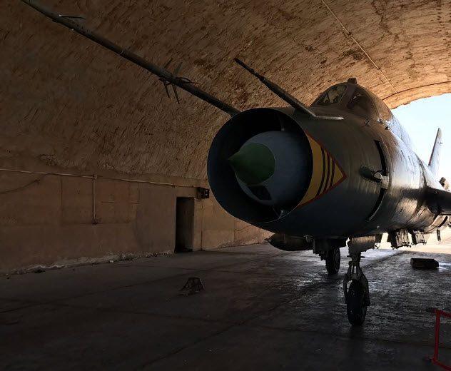I DANNI DEL BOMBARDAMENTO AMERICANO IN SIRIA: VIDEO RUSSO