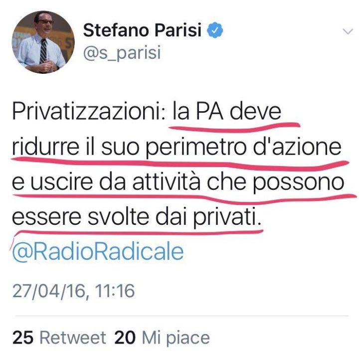 """LE GEOMETRIE IMPOSSIBILI DI MISTER """"ZERO VIRGOLA"""" PARISI"""
