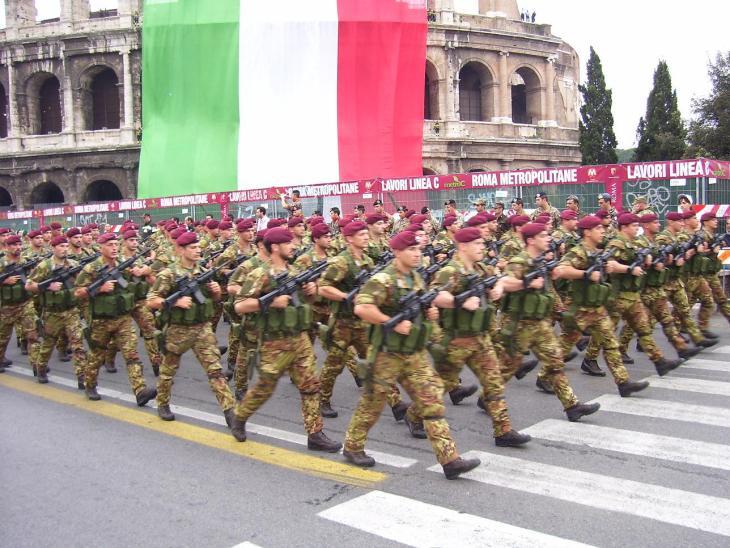 COME VI COMPORTERESTE IN CASO DI COLPO DI STATO MILITARE ? SONDAGGIO