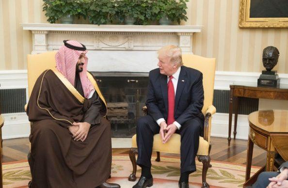 Principe Salman, il grande condottiero riformatore. Vuole far pagare agli oligarchi il costo della crisi e le sinistre globaliste lo attaccano! (OFCS)