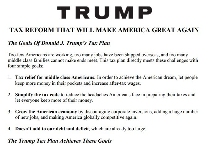 La riforma della tasse USA è legge: soprattutto tagli di tasse alle imprese, con aliquote crollate. L'EU subirà molto la competizione fiscale USA