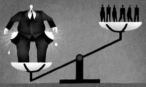 Perché la disuguaglianza cresce