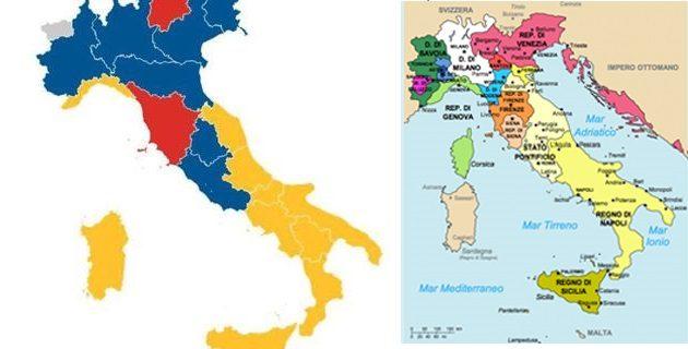 Qualcuno ancora non ha capito che l'EU franco-tedesca sta tramando per rompere l'Unità d'Italia, per comandare il Continente. Ossia per mettere all'angolo gli anglosassoni