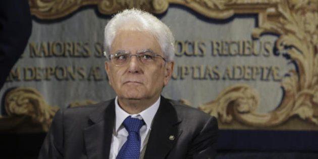 FINALMENTE UNITA' NEI PARTITI: CONTRO MATTARELLA