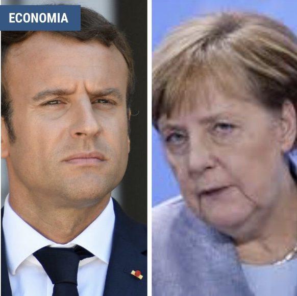 Cosa succederà nella sfida italiana all'Unione europea?  DA ANNI SOTTO ATTACCO DELL'ASSE FRANCO-TEDESCO.