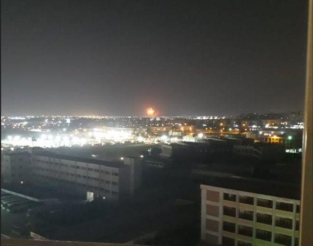 BREAKING NEWS: ESPLOSIONE ALL'AEROPORTO DEL CAIRO