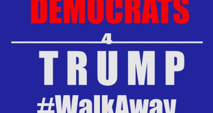 #walkaway , un movimento democratico pro Trump di cui non avete sentito nulla in Italia…
