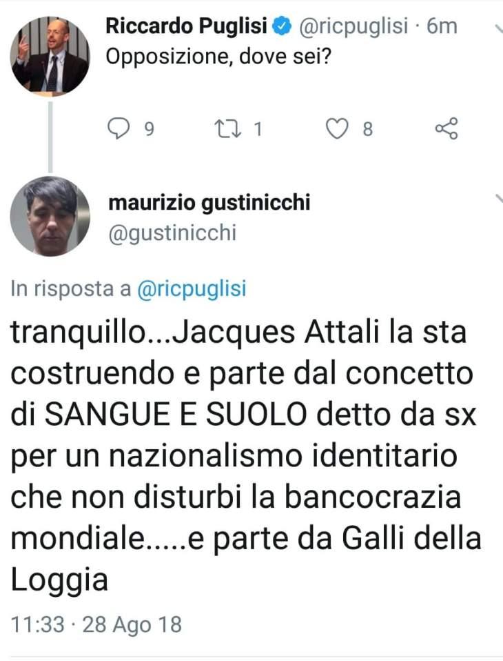 COSA BOLLE SOTTO LA CONVERSIONE ANTIGLOBALISTA DI MAC(A)RÒN D'AMIENS