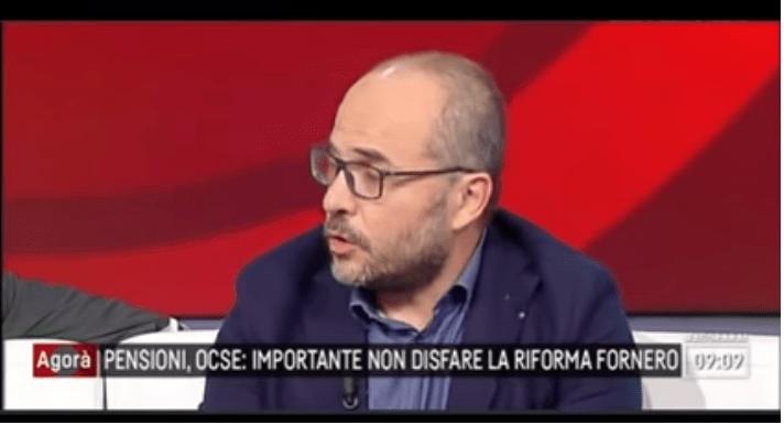 Dragoni Vs Fornero ad Agorà: pensioni, immigrazione e pace fiscale