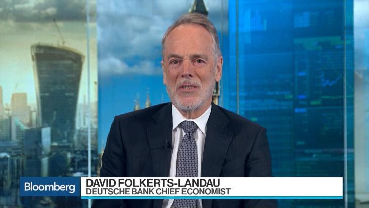 Folkerts Landau, capo economista di Deutsche Bank: l'Unione Europea usa la mazza da baseball per minacciare la virtuosa Italia