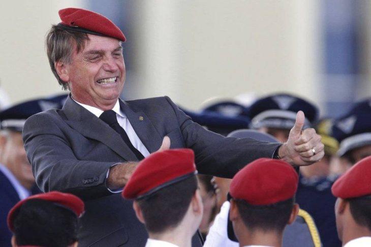 In Brasile vince Bolsonaro. Ed adesso sono tutti guai dei francesi e della sinistra italiana (ossia, Battisti non arriverà mai vivo in italia)