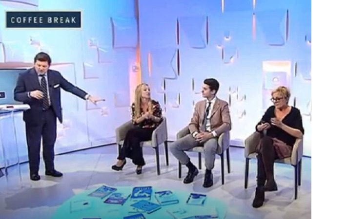 Ilaria Bifarini Vs Maria Teresa Meli, una giornalista arrogante sempre pronta ad interrompere (Video)