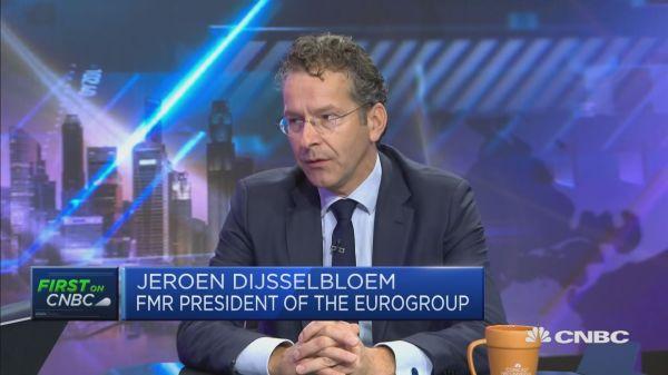 Le incredibili parole di Dijsselbloem: vuole l'implosione dell'economia italiana