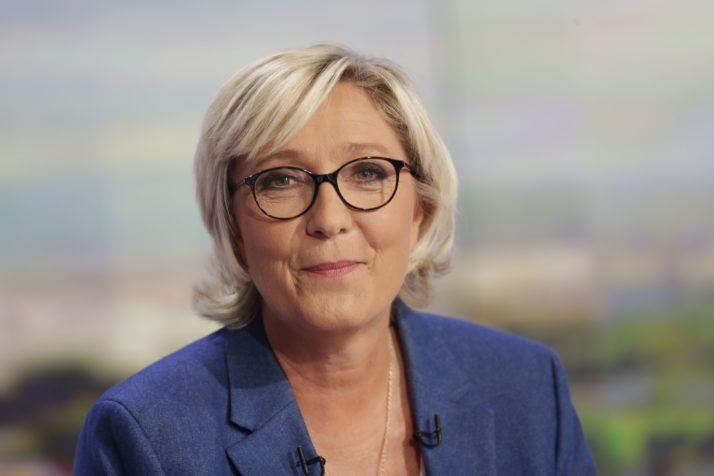 Le Pen contro tutti: estratto dall'intervista italiana di Marine e quindi Le Pen contro tutti !