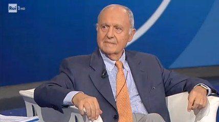 Il ministro Savona interviene a Povera Patria: breve, purtroppo, lezione di economia
