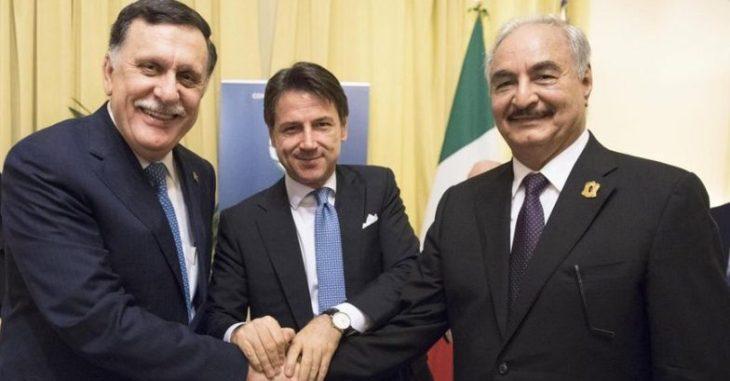 DOPO CHE MINNITI HA BLOCCATO L'IMMIGRAZIONE, GENTILONI A PALERMO STABILIZZA LA LIBIA