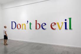 """Lo sapevate che ora Google può """"Essere cattiva"""""""