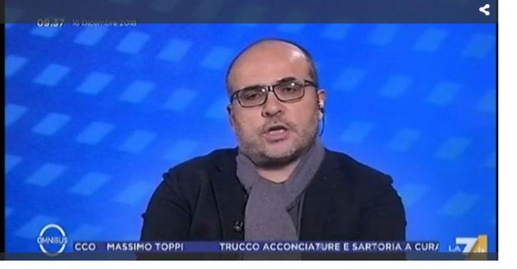 """Fabio Dragoni a Omnibus La7: nuovo PD, Flat Tax estesa """"Nuovo Eldorado Europeo"""". Una visione economica per il futuro."""