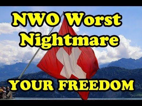 L'Unione europea vuole trattare la Svizzera come una colonia, ma gli Svizzeri non ci stanno !!