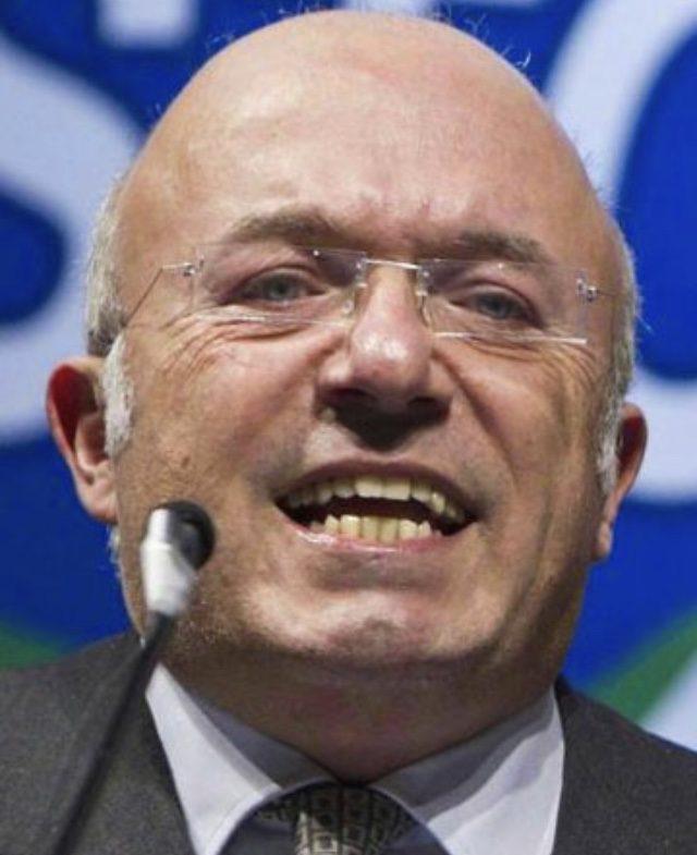 Francesco Storace nuovo direttore del Secolo d'Italia.