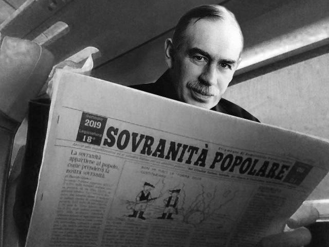 Sovranità Popolare: La nuova rivista che sa capire l'economia