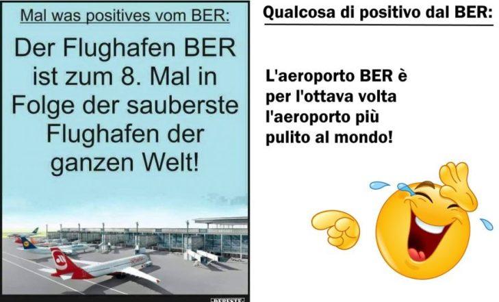 Aeroporto Berlino BER . Uno scandalo tutto tedesco per un'opera infinita (di Tanja Rancani)