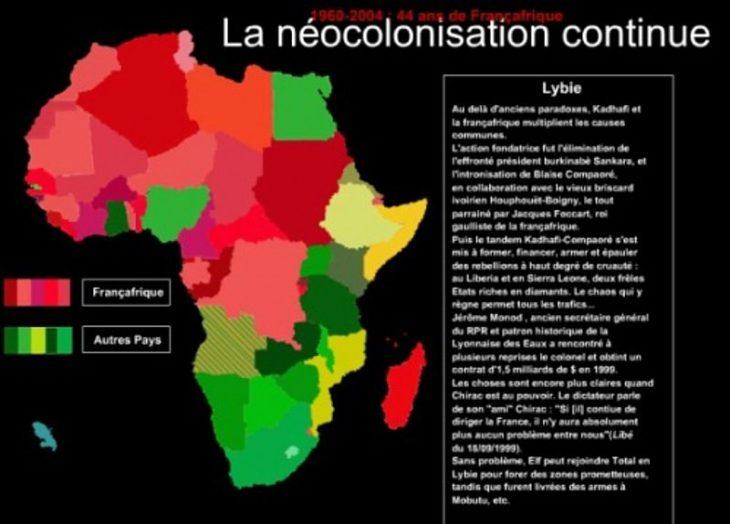 """Ecco come i paesi africani hanno """"Liberamente scelto"""" la propria moneta. Quasi come l'Italia"""