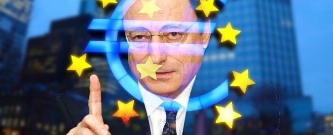 Mario Draghi e la 'nostra' moneta. Articolo su ilfattoquotidiano.it