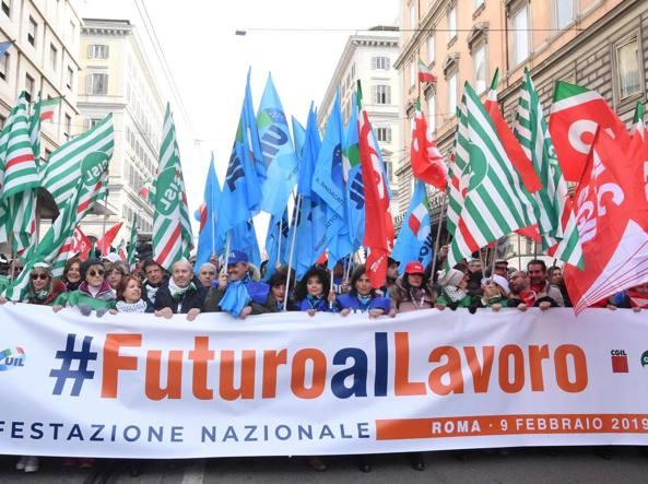 """""""#Futuroalalvoro"""" di Raffaele Salomone Megna"""