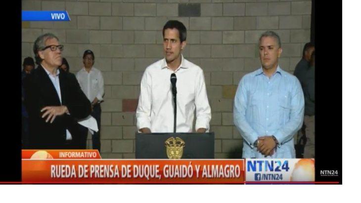 COSA SUCCEDE CON MADURO IN VENEZUELA, E CON IL MADURO EUROPEO IN FRANCIA