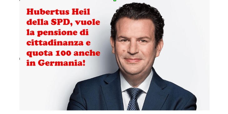 Quota 100 anche in Germania? Effetti europei del governo giallo-verde (di Tanja Rancani
