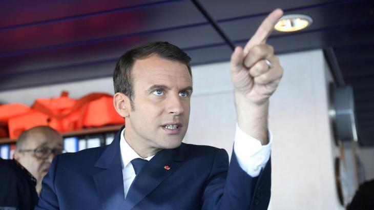 """Caso Benalla: i Senatori sono """"Una minaccia per la Repubblica"""" se toccano Macron, parola del Ministro degli Interni  Castaner"""