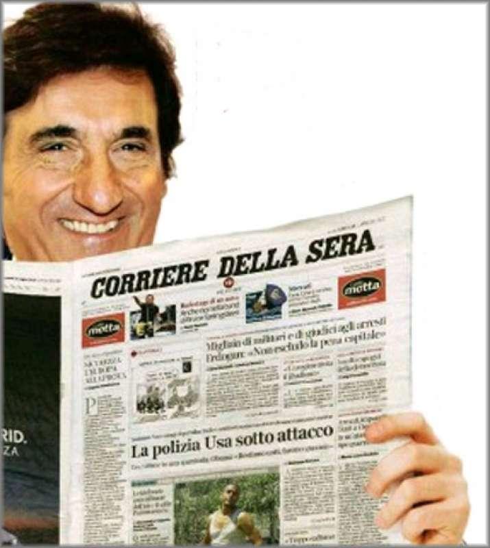 Blackstone e la rapina al Corriere della Sera  di Paolo Becchi e Giovanni Zibordi