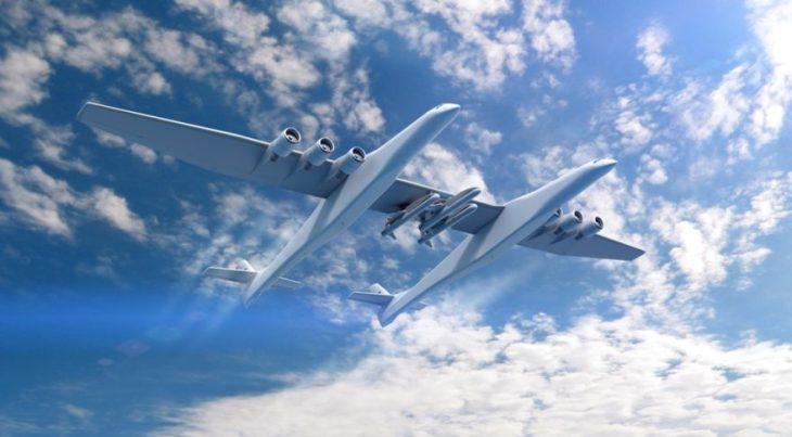 Ieri ha volato per la prima volta il più grande aereo al mondo!