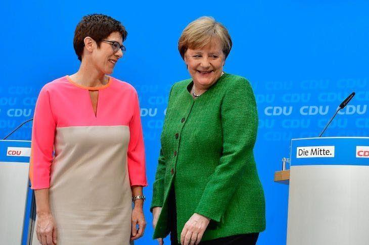 E se un giorno rimpiangessimo la  Merkel? Le spinte autoritarie di AKK