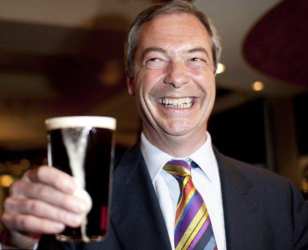 BREXIT PARTY DI FARAGE. ESPLOSIONE ANCHE ALLE POLITICHE DOPO CHE ALLE EUROPEE