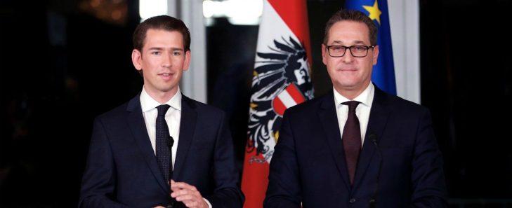 Lo scandalo Strache: un pasticcio organizzato da molte mani
