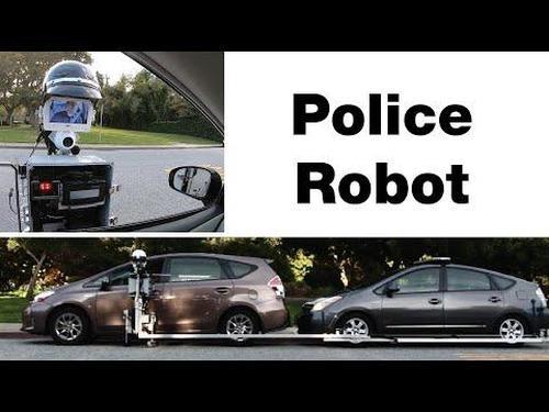 ROBOCOP POTREBBE FARTI LA PROSSIMA MULTA (VIDEO)
