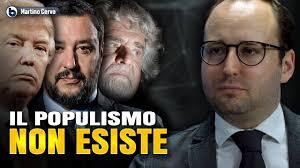 """""""Il populismo non esiste"""" – il nuovo libro di Martino Cervo presentato su Byoblu"""