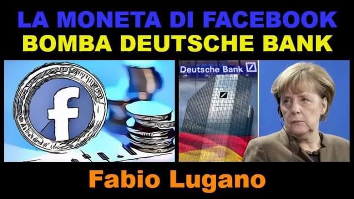 Intervista Italia News a Fabio Lugano : Project Libra e DB
