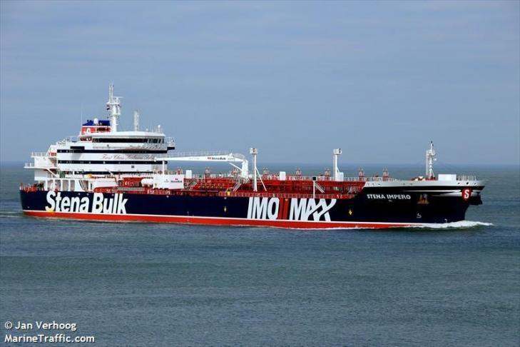PERICOLO GOLFO PERSICO: L'Iran ha sequestrato due  petroliere, di cui una inglese.