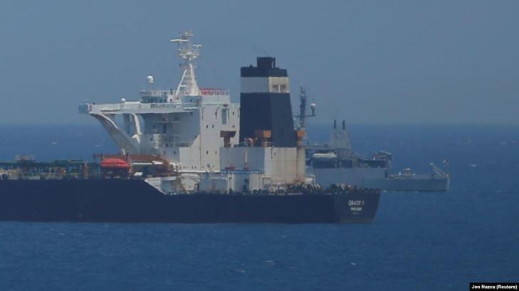 L'IRAN MINACCIA IL REGNO UNITO: Sequestreremo ogni potroliera inglese che passerà nel Golfo Persico