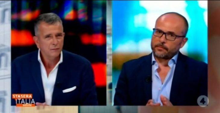 FABIO DRAGONI (VIDEO): NON ESISTONO I  DEI DUE FORNI PER IL M5S. L'eterodirezione di Conte