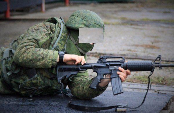 PERCHE' LE FORZE SPECIALI RUSSE STANNO UTILIZZANDO ARMI USA?