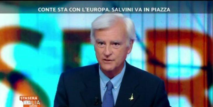 RINALDI A STASERA ITALIA: PRIMA O POI DOVREMO VOTARE. IL VERO MINISTRO DEGLI ESTERI SARA' GENTILONI