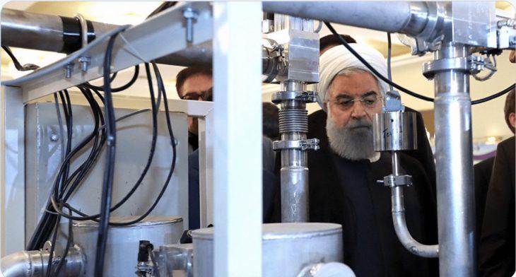IRAN: ACCORDO CON LA CINA E URANIO A LIVELLO MILITARE PER IL 2020. Però BOLTON LICENZIATO potrebbe cambiare le cose